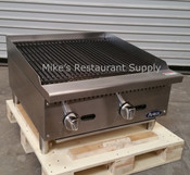 "24"" Radiant Broiler ATRC-24 (NEW) #2540"