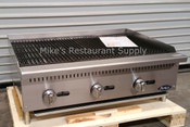 "36"" Char Rock Broiler ATCB-36 (NEW) #2544"