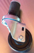 """3"""" Swivel Caster Wheel for Tables/Stands (NEW) #1155"""