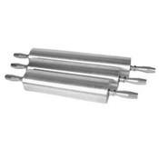 "18"" Aluminum Rolling Pin THUNDER GROUP ALRNP018 (NEW) #3572"
