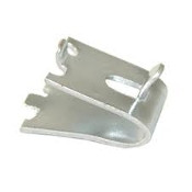 Shelf Support Clips Stainless 4-Pack Refrigerator/Freezer #1639