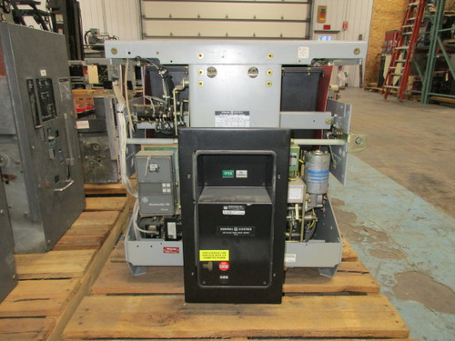 AKR-9F-100 GE 4000A EO/DO LSHG Air Circuit Breaker