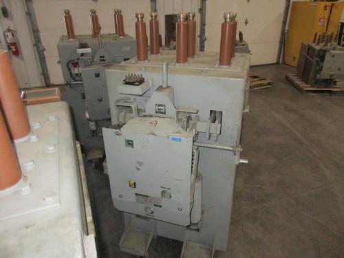 AM-13.8-750-4H GE Magne-Blast 1200A 15KV Air Circuit Breaker