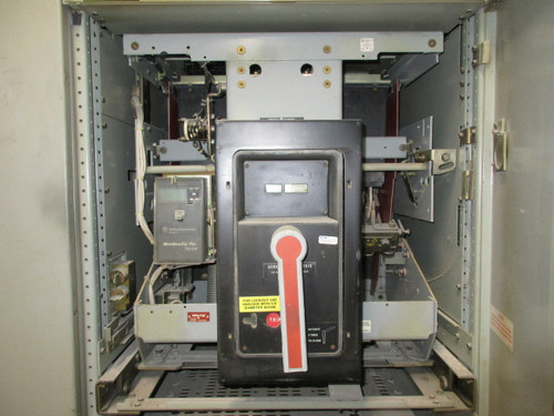 AKR-10D-100 GE 4000A MO/DO LSG Air Circuit Breaker