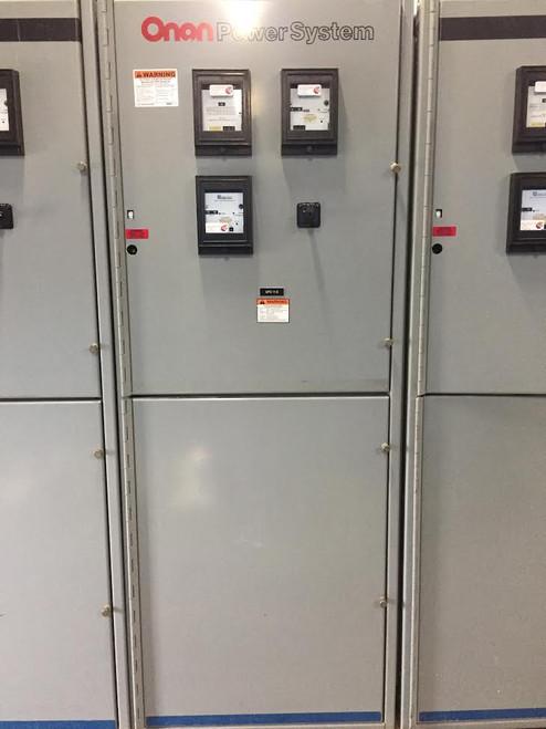 GE PowerVac 15KV Single Section Switchgear (#143)