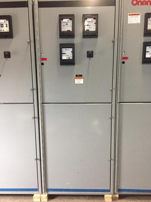GE PowerVac 15KV Single Section Switchgear (#144)