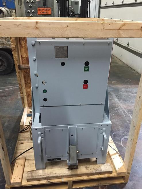15-3AF-750A-58 Siemens 2000A 15KV Vacuum Retrofit