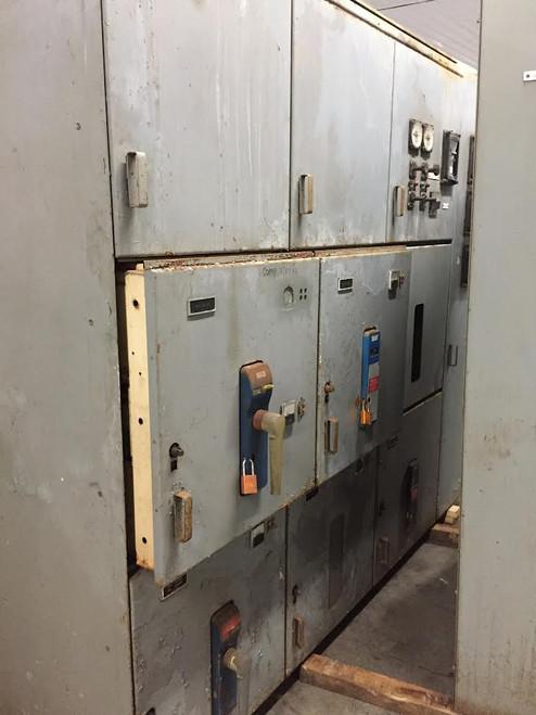 GE AKD-5 Switchgear (#153)