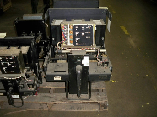 DB-50 Westinghouse 1600A 480V MO/DO LIG Air Circuit Breaker