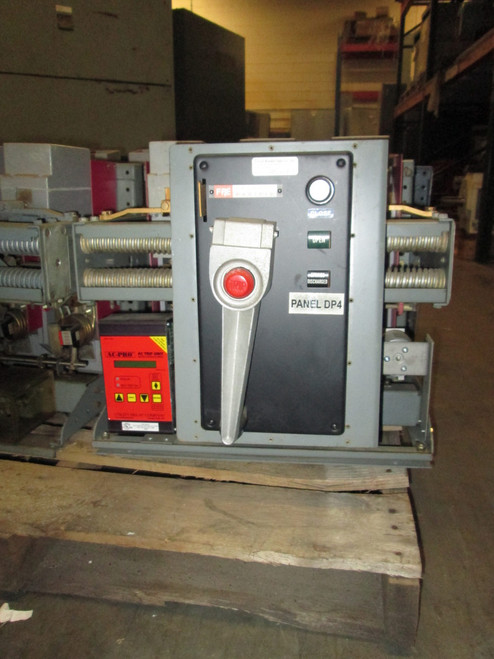 FP-50 Federal Pacific 2000A MO/FM LSIG Air Circuit Breaker W/AC-PRO