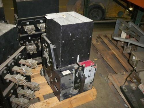DMB-25 Federal Pacific 600A MO/DO LI Air Circuit Breaker
