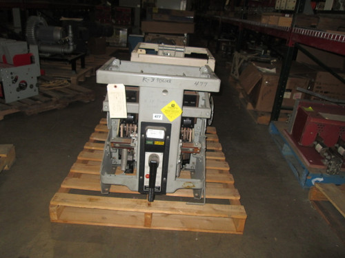 AK-2-50 GE 1600A MO/DO LSIG Air Circuit Breaker