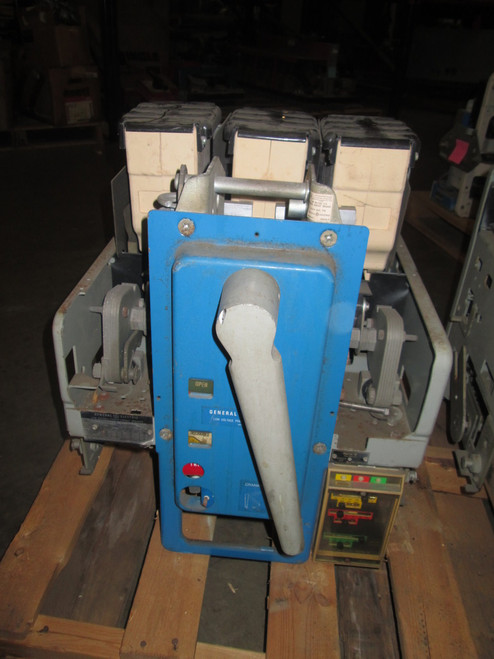 AKR-5A-50 GE 1600A MO/DO LSG Air Circuit Breaker
