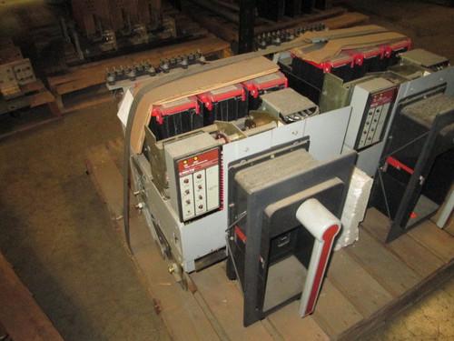 AKR-6D-50H GE 1600A MO/DO LSI Air Circuit Breakers