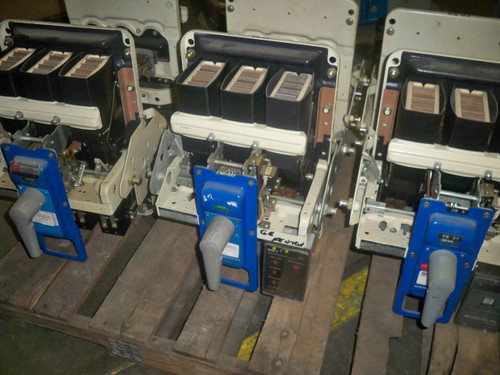 AK-2A-25-1 GE 600A MO/DO LSI Air Circuit Breaker