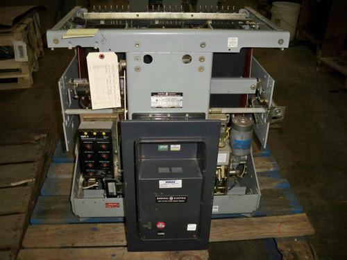 AKR-7D-75H GE 3200A EO/DO LSIG Air Circuit Breaker