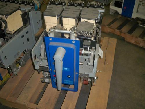 AKRU-5A-50 GE 1600A MO/DO Air Circuit Breaker (No Trip Unit)