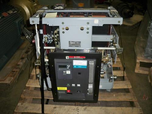 WPS-40 GE WavePro 4000A MO/DO LSIG Air Circuit Breaker
