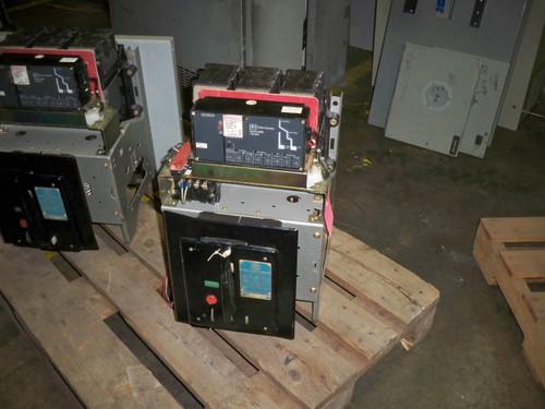 K-600 ITE Black 600A MO/FM LSIG Air Circuit breaker