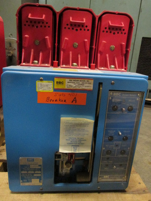 LKE-8 BBC 800A MO/DO LIG Air Circuit Breaker