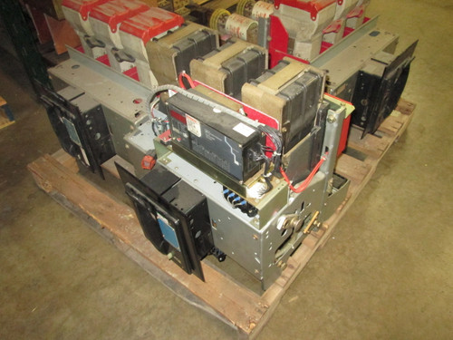 K-1600 ITE Black 1600A MO/DO LSI Air Circuit Breaker