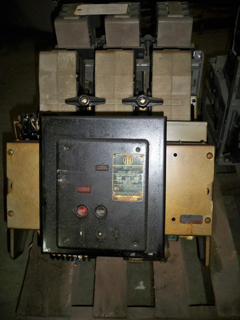 K-1600 ITE 1600A EO/FM LI Air Circuit Breaker