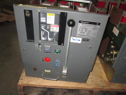DS-206 Westinghouse 800A MO/DO LIG W/Digitrip Air Circuit Breaker