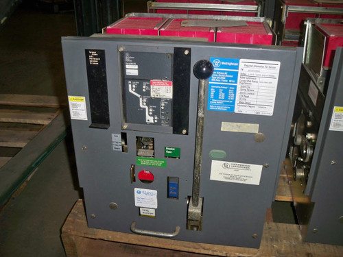 DS-206H Westinghouse 800A MO/DO LSI Air Circuit Breaker