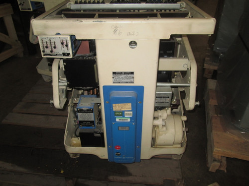 AK-3A-50 GE 1600A EO/DO LSG Air Circuit Breaker