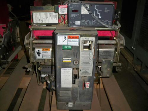 RLF-800 Siemens-Allis 800A EO/DO 600A Fuses LSIG Air Circuit Breaker