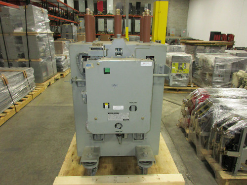 AM-13.8-500-7H GE Magne-Blast 1200A 15KV Air Circuit Breaker