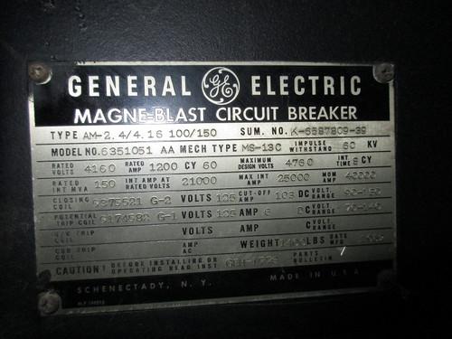 IMG_1009__29169.1440013104?c=2 am 2 4 4 16 100 150 ge magne blast 1200a 4 76kv air circuit ge magne blast wiring diagram at readyjetset.co