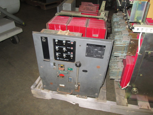 DS-420 Westinghouse 2000A EO/DO LSIG Air Circuit Breaker