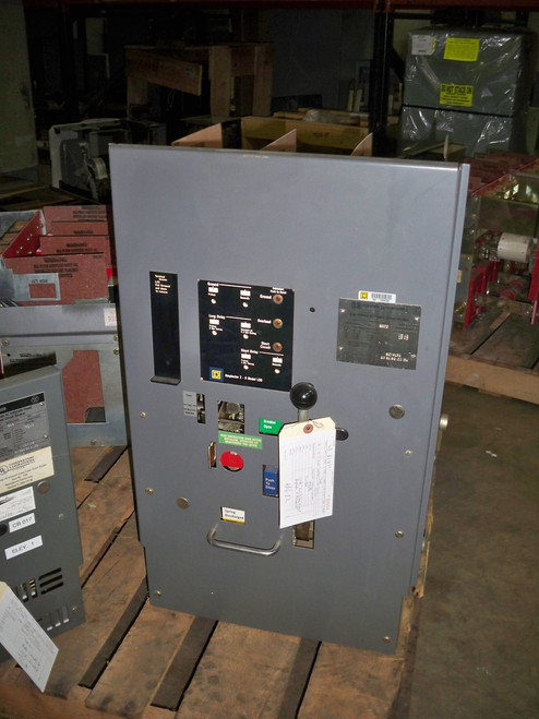 DS-632 Square D 3200A EO/DO LSG Air Circuit Breaker