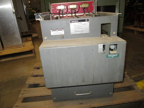 DS-3200 Westinghouse 3200A Fuse Truck