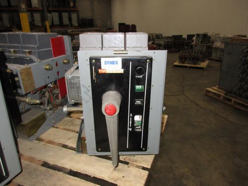 FP-25 Federal Pacific 600A MO/DO LI Air Circuit Breaker
