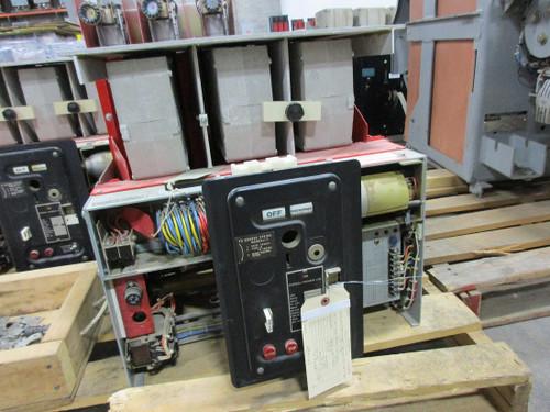 50H-2 Federal Pioneer 1600A EO/DO LSIG Air Circuit Breaker