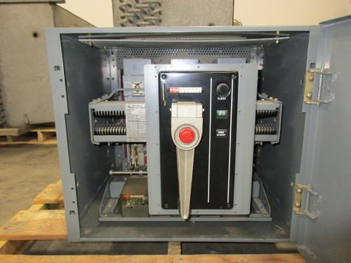 FP-50 Federal Pacific 1600A MO/FM LI Air Circuit Breaker W/Cubicle