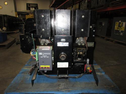 G-50A Allis-Chalmers 300A MO/DO LSIG Air Circuit Breaker (No Handle)