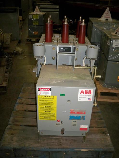 GE AM5-150 Converted to ABB 5VKB-R-250 1200A 4.76KV Vacuum Circuit Breaker