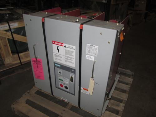 5-GMI-250-2000-58 Siemens 2000A 4.76KV Vacuum Circuit Breaker