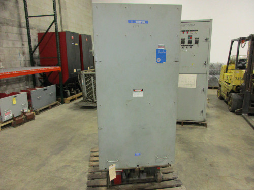 150 DHP 1000 Westinghouse 2000A 15KV Air Circuit Breaker