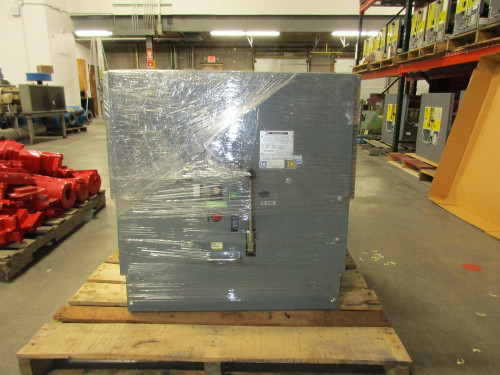 DS-840 Square D 4000A EO/DO LSI Air Circuit Breaker (Very Good Condition)