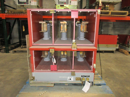 Square D Manual Ground & Test Unit 27KV 2000A