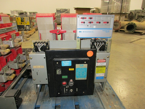 K-1600S BBC Red 1600A EO/DO LSI Air Circuit Breaker