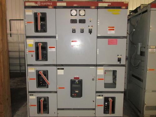 GE AKD-8 Style 2 Switchgear (#3)