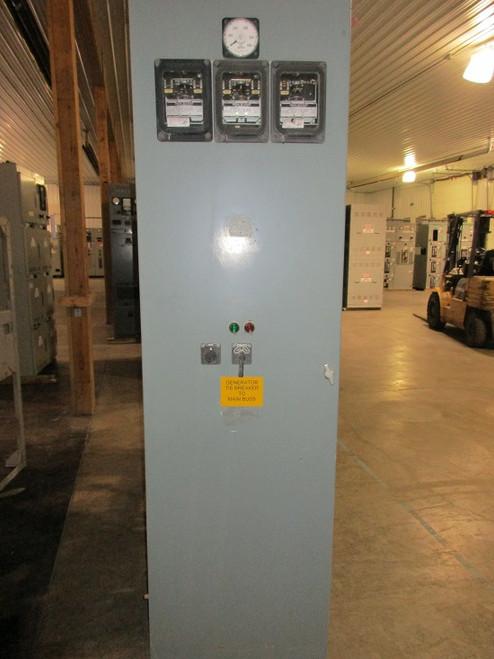 GE AM-4.16 Single Section Switchgear (#34)