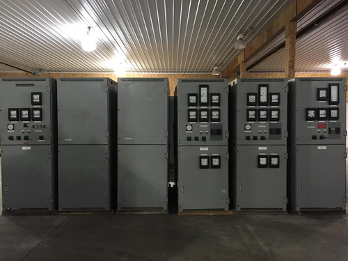 Square D Metal Clad Series 3 Switchgear Complete Lineup