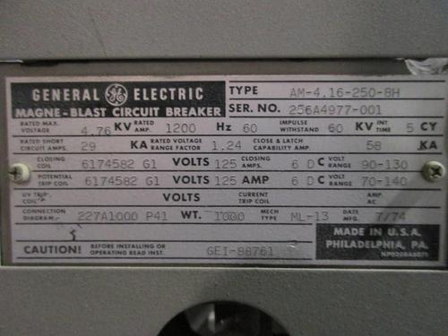 untitled3__91480.1452103328?c=2 am 4 16 250 8h ge magne blast 1200a 4 76kv air circuit breaker ge magne blast wiring diagram at readyjetset.co