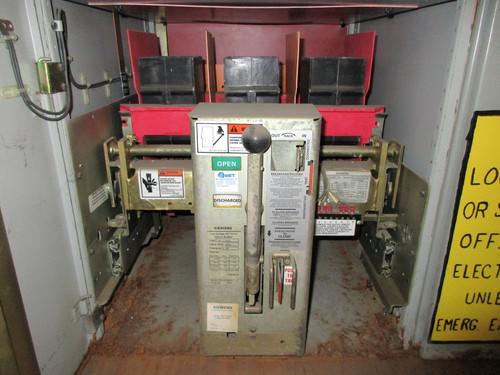 RLX-800 Siemens 800A MO/DO Air Circuit breaker (No Trip/In Structure)